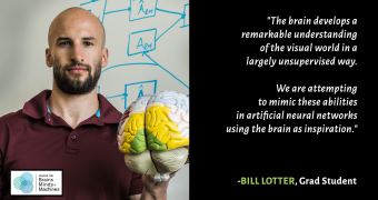 Bill Lotter: Unsupervised Learning