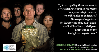 Gabriel Kreiman: Neural Circuits for Intelligence